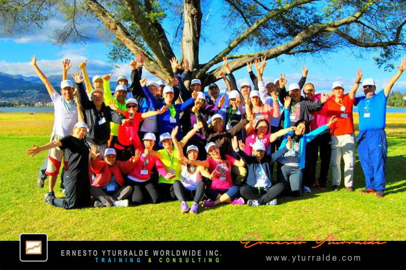 Corporate Annual Retreats | Retiros Corporativos | Ernesto Yturralde Worldwide Inc.